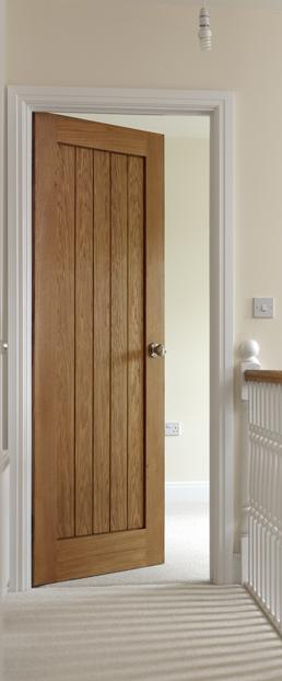 Cherwell Oak Door & Tay Oak Internal Door