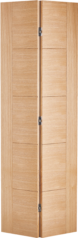 & Vancouver Pre-finished Oak Internal Door