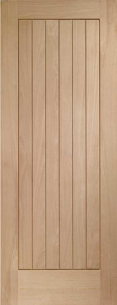 Suffolk Pre Finished Oak Internal Door