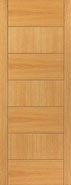 sirocco oak door