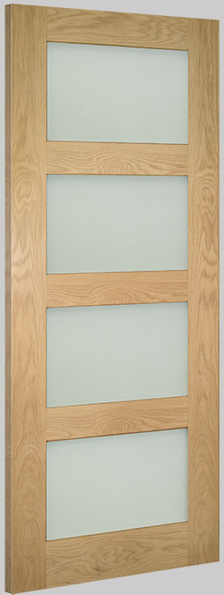 Pre Finished Internal Oak Doors Pre Finished Glazed Interior Oak Doors