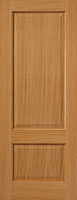 Gisburn Oak door