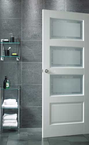 Contemporary 4 glazed internal white doors click on door images for detail planetlyrics Gallery