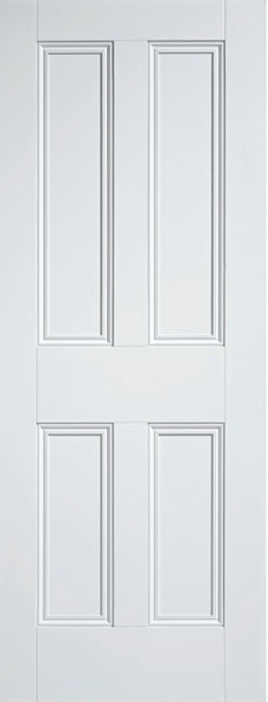 4 Panel Interior Doors : Panel nostalgic internal white doors