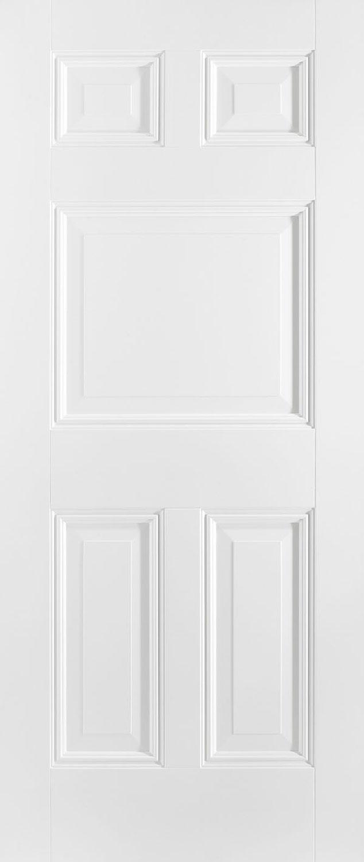 Paris Internal White Doors
