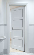 Shaker Contemporary Flat Door