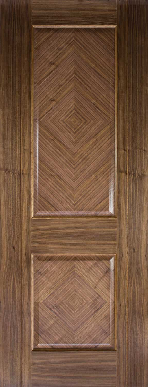 Kensington Internal Pre Finished Walnut Doors