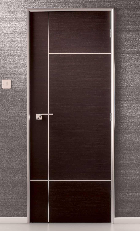 Interior door walnut interior doors for Signamark interior glass doors