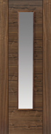valcor walnut door