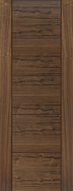 vina walnut door