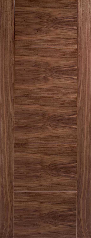 Modern interior glass doors - Walnut Doors And Walnut Fire Doors From Doors Of Distinction